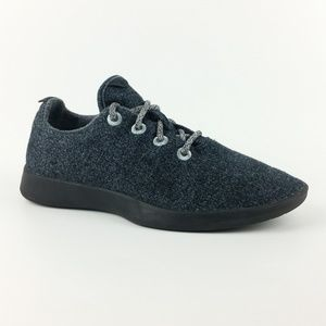 Allbirds Size 10 Gray Wool Running Sneakers S10-14